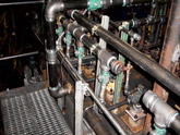 Combustion System Burner Piping Upgrade