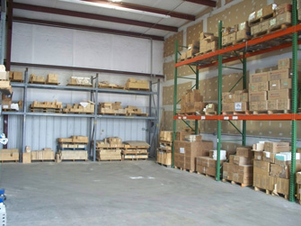 Our Inventory Features A Large Assortment of Refractory Materials