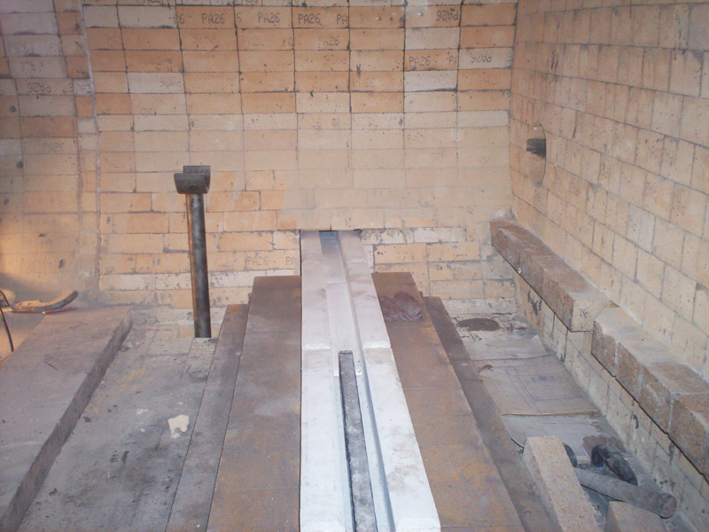 Pusher Furnace Rebuilding Leading Rebuilder Of